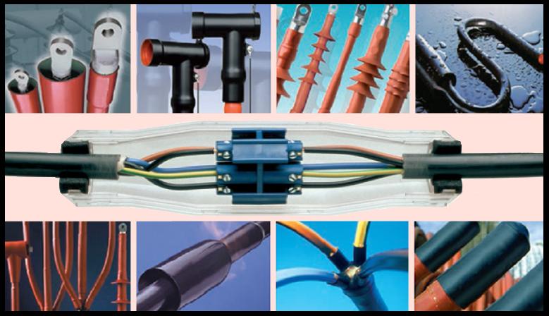 Каталог кабельных муфт Raychem